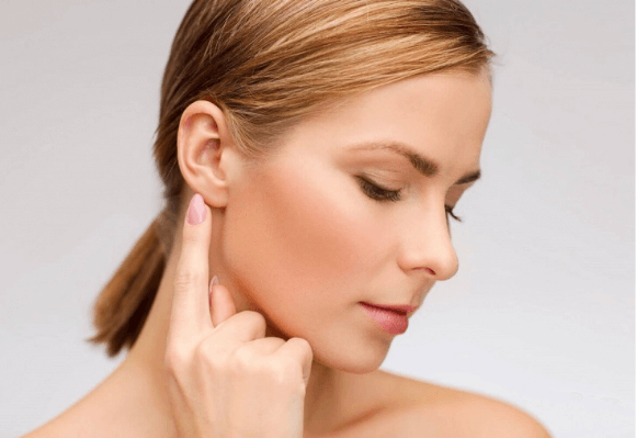 коррекции морщин мочки уха