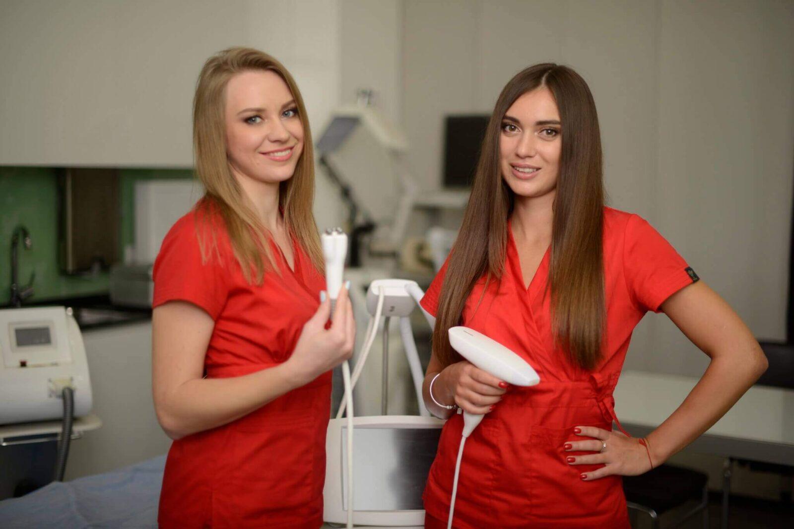 профессиональный коллектив врачей в Coolaser clinic Киев