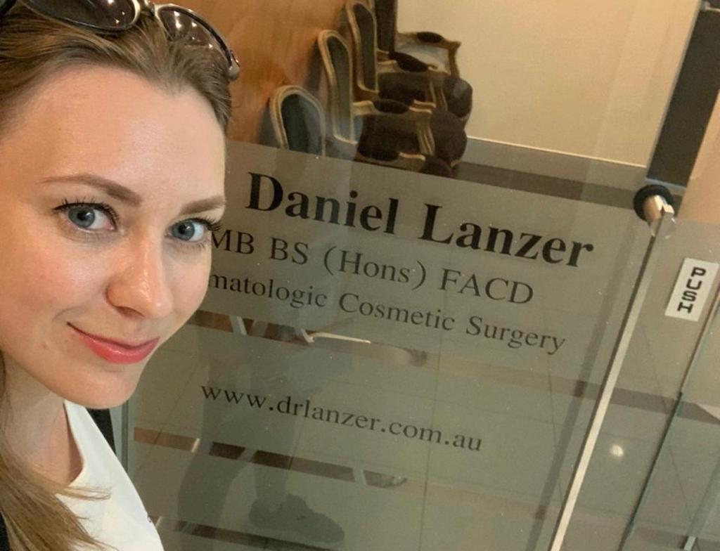 Доктор Юлия Шилина из Coolaser Clinic в Австралии, как это было.