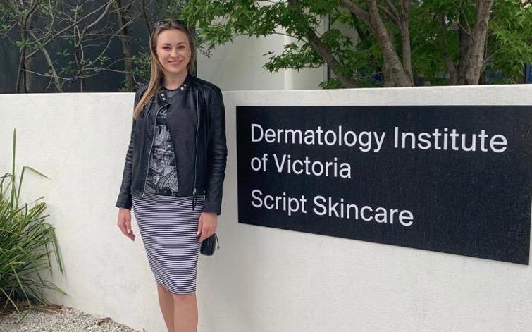 Доктор Юлия Шилина из Coolaser Clinic в Австралии