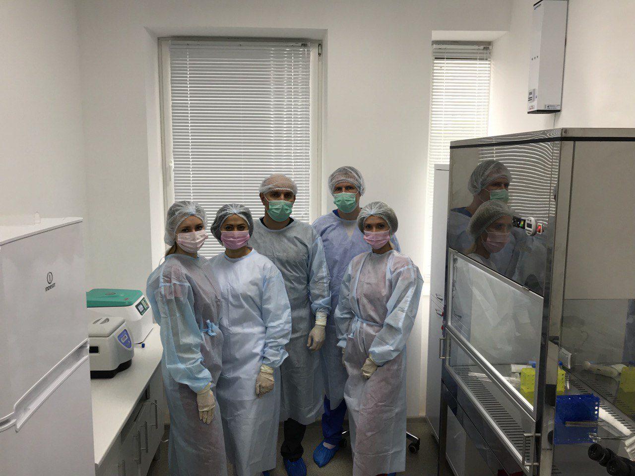 Лечение стволовыми клетками Coolaser clinic