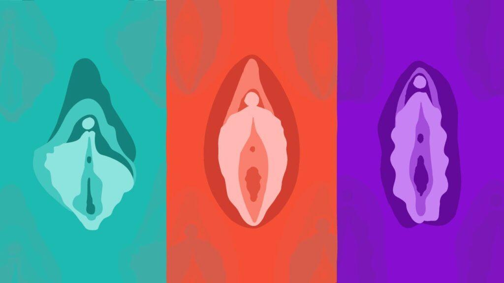 Уменьшение половых губ