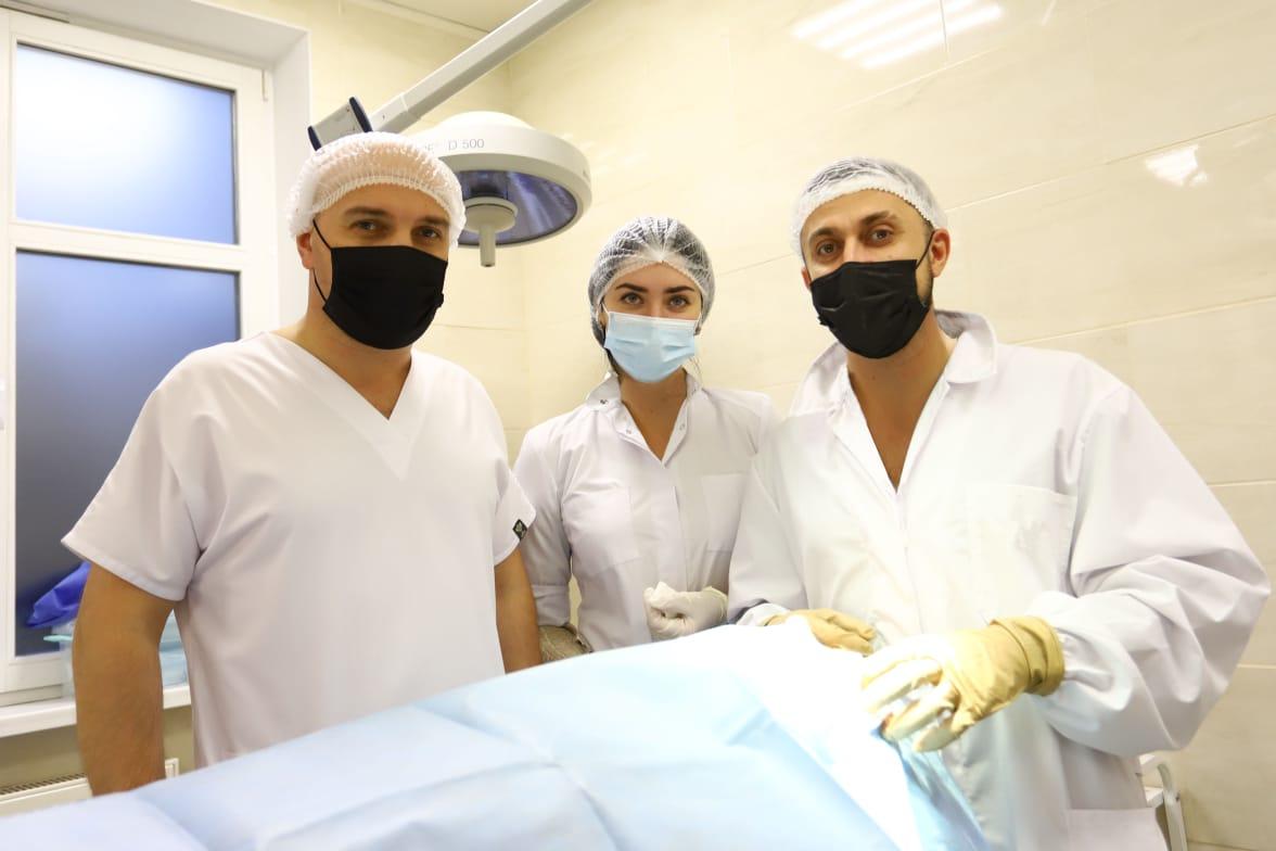 После операции фото;