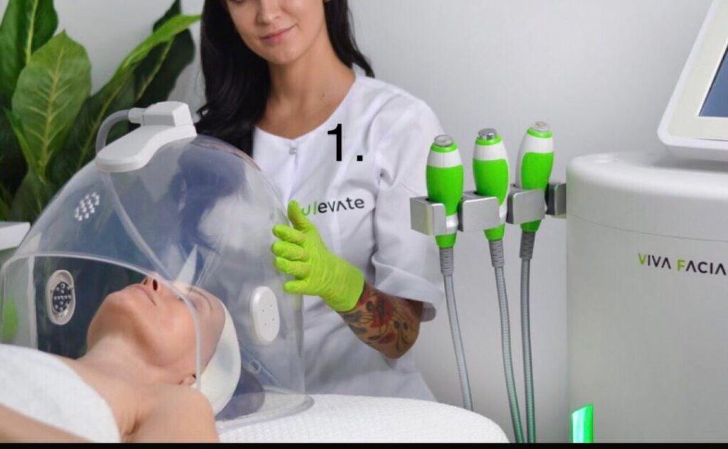 Кислородная терапия в Coolaser Clinic
