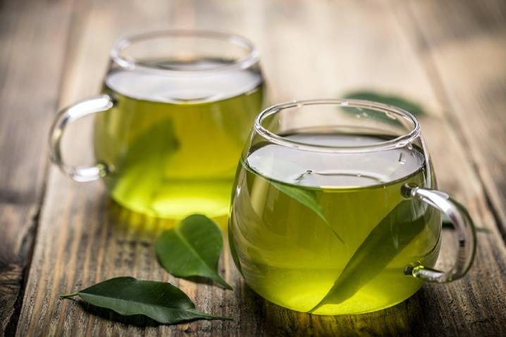 фото зеленого чая