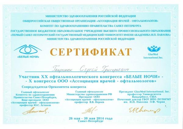 Гаврилюк диплом 1