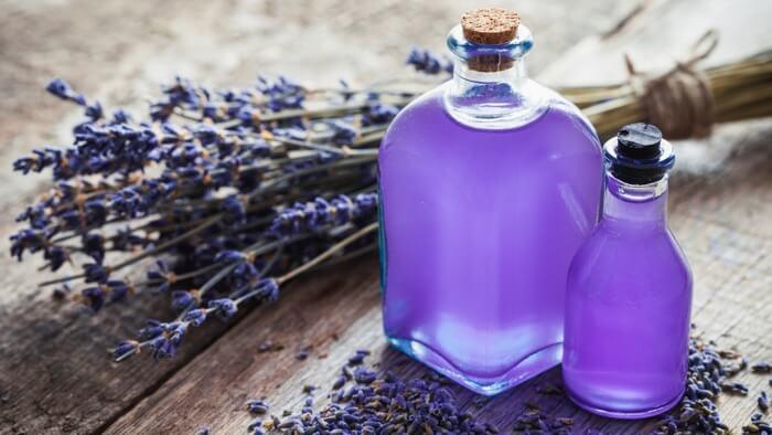 Лавандовое масло от акне