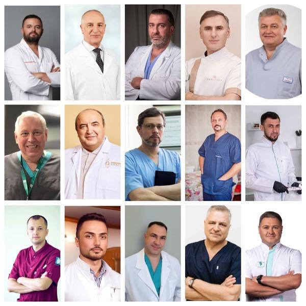 ТОП-15 лучших пластических хирургов Киева